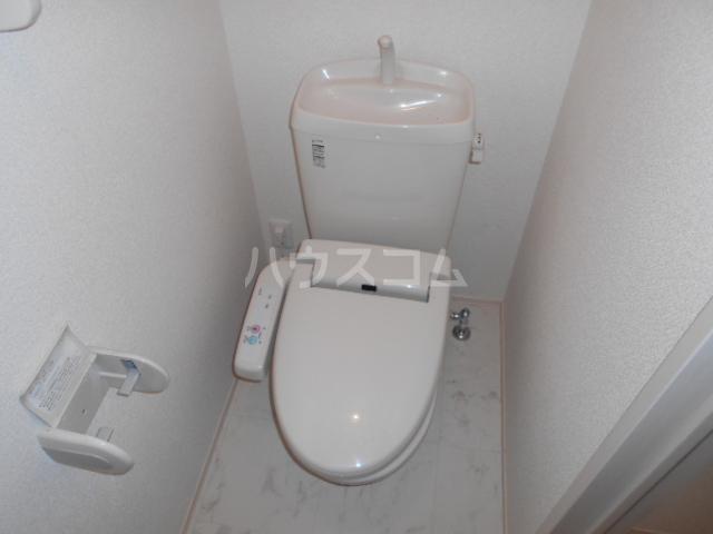 グランド南 103号室のトイレ