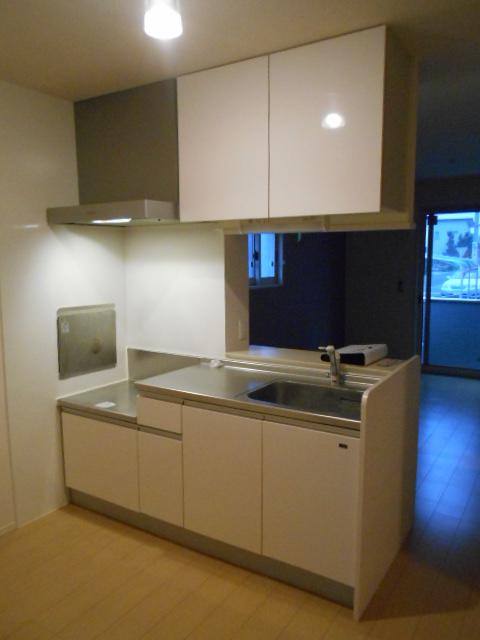 ウィズ ウィンド 203号室のキッチン