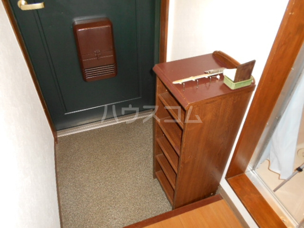 ATAGO7 403号室のキッチン