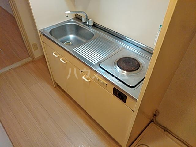 セラヴィ宮野木 202号室のキッチン