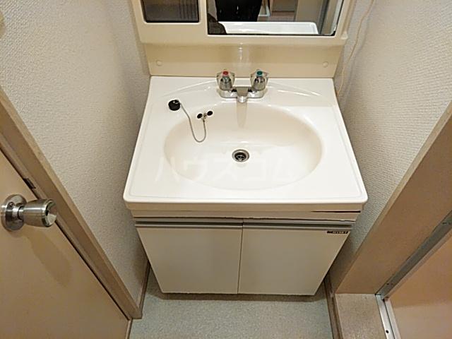 セラヴィ宮野木 202号室の洗面所