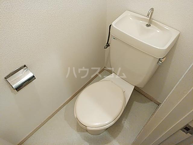 セラヴィ宮野木 202号室のトイレ