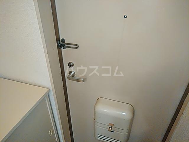 セラヴィ宮野木 202号室のセキュリティ