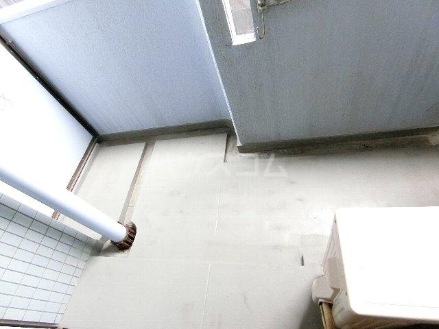 メゾン・ド・祇園 808号室のバルコニー