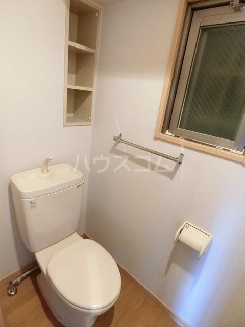 ハイツ・ルミエールペッティ 703号室のトイレ