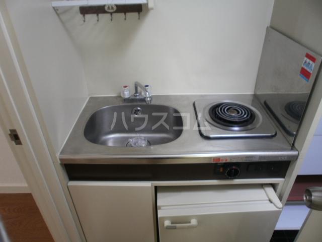 ロフティー大久保 202号室のキッチン