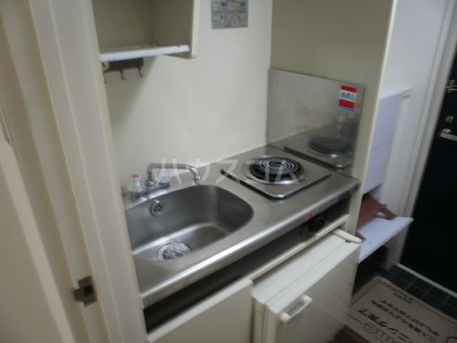ロフティー大久保 202号室の設備