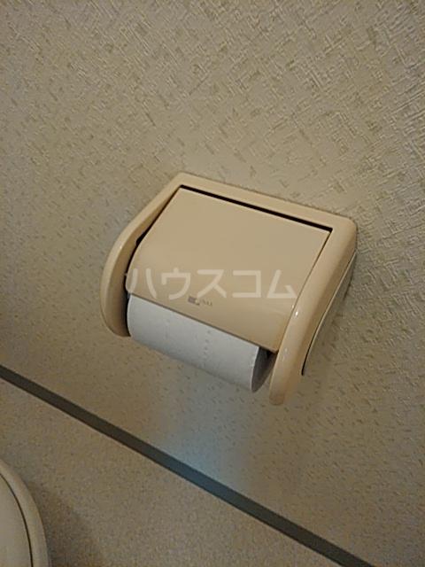 ロイヤルパール 402号室のトイレ