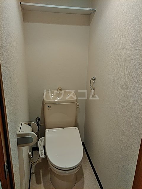 Central Perk 404号室のトイレ