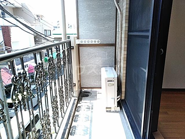 Central Perk 404号室のバルコニー