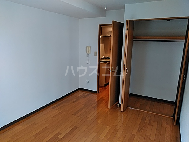 Central Perk 404号室のベッドルーム
