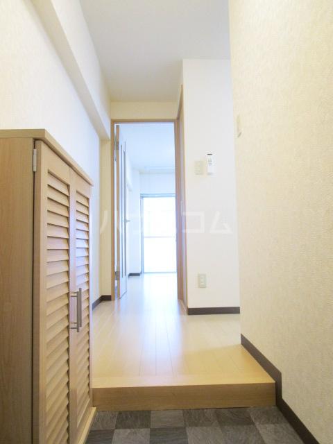 第3小柳コーポ 107号室の玄関