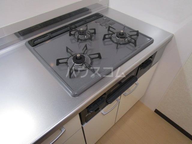 第3小柳コーポ 107号室のキッチン