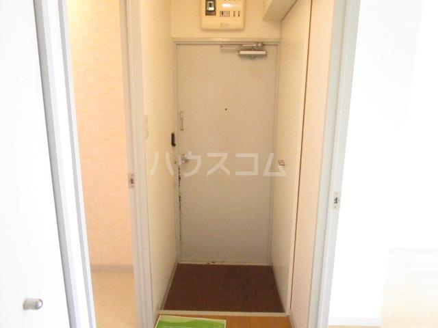 第3小柳コーポ 212号室の玄関