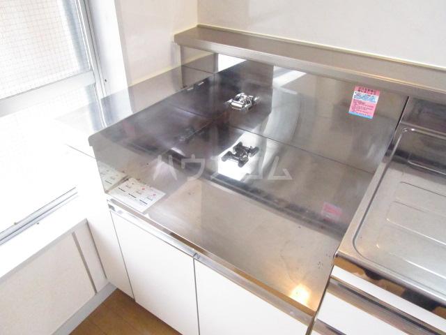 第3小柳コーポ 212号室のキッチン