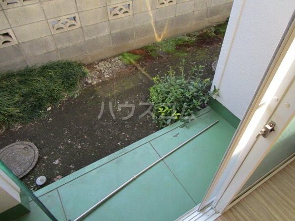 ラフォーネ国分寺 103号室のバルコニー