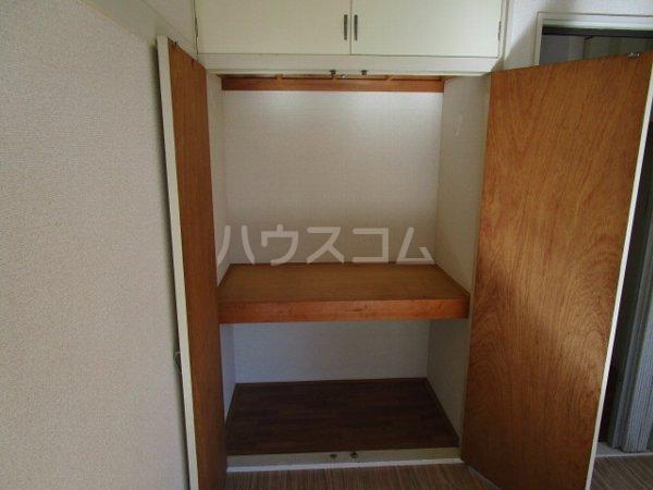 ラフォーネ国分寺 103号室の収納