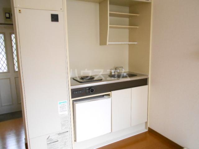 サンマーシュ府中 106号室のキッチン