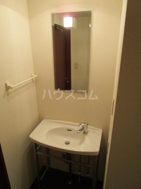 ヴェルステージ国分寺 905号室の洗面所