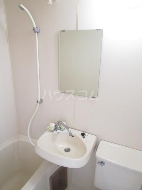 カーサ元町 A-202号室の洗面所