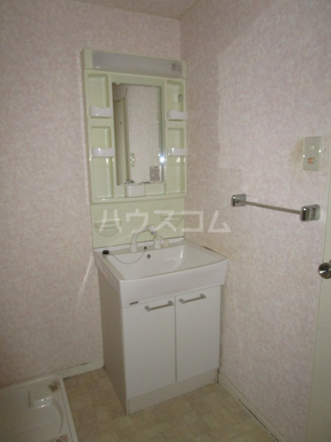 サンモール恋ヶ窪 102号室の洗面所