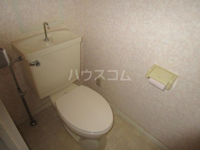 サンモール恋ヶ窪 102号室のトイレ