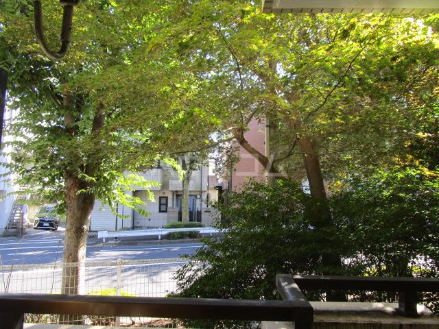 サンモール恋ヶ窪 102号室の景色