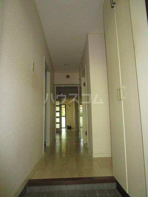 サンモール恋ヶ窪 102号室の玄関