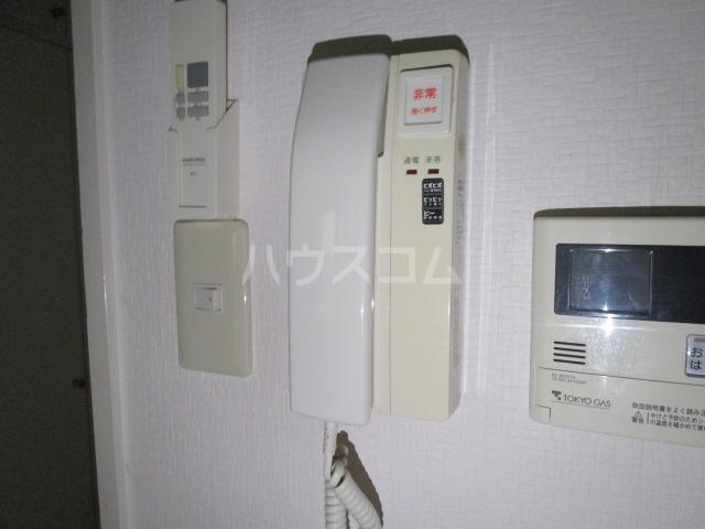 サンモール恋ヶ窪 102号室のセキュリティ