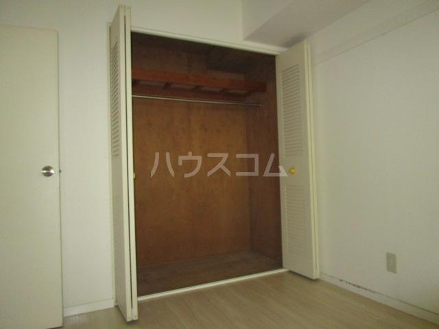 サンモール恋ヶ窪 102号室の収納