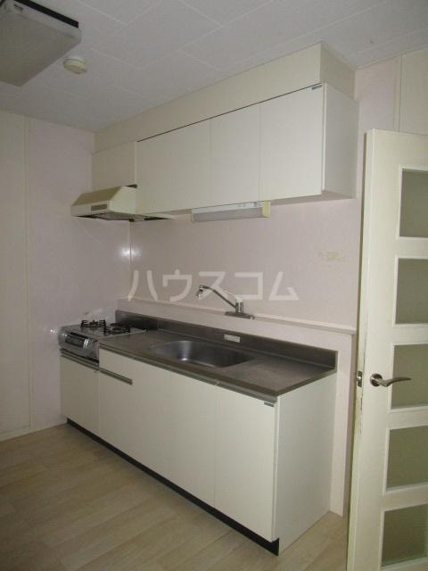 サンモール恋ヶ窪 102号室のキッチン