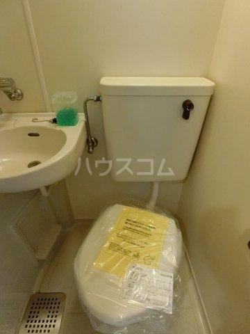 シルフィード西船橋 403号室のトイレ