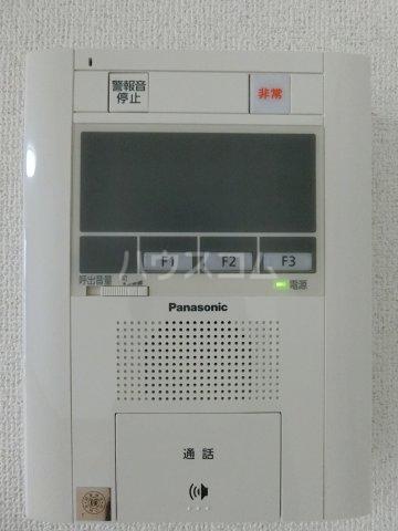 シルフィード西船橋 403号室のセキュリティ
