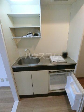 シルフィード西船橋 403号室のキッチン
