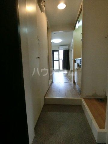 シルフィード西船橋 403号室の玄関