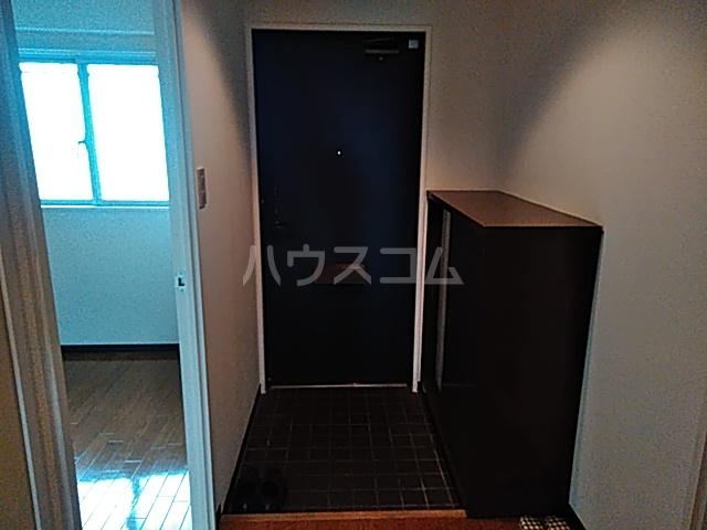 藤が丘ロイヤルマンション 603号室の玄関
