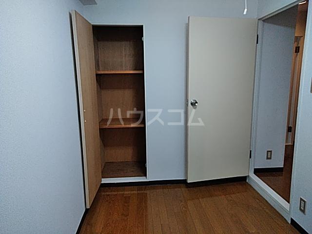 藤が丘ロイヤルマンション 603号室の収納