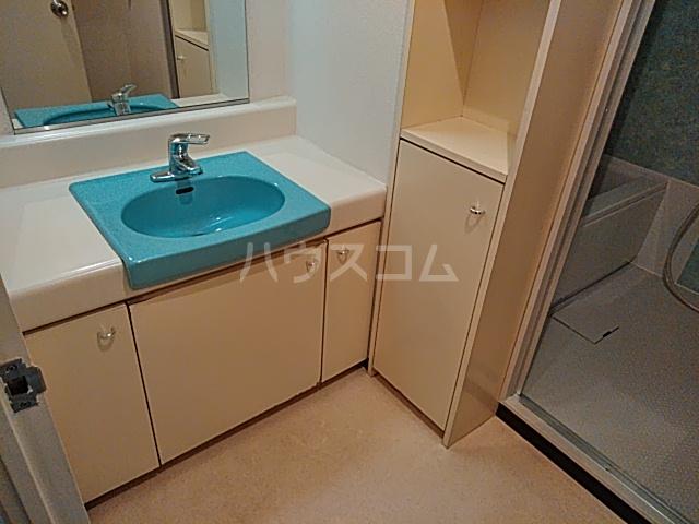 藤が丘ロイヤルマンション 603号室の洗面所