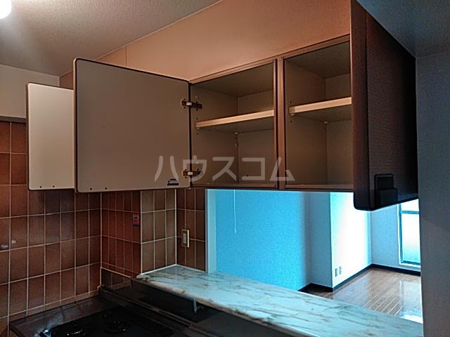 藤が丘ロイヤルマンション 603号室のキッチン