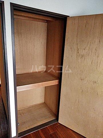 アビタシオン1棟 406号室の収納
