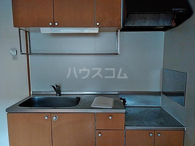 コラソンのキッチン