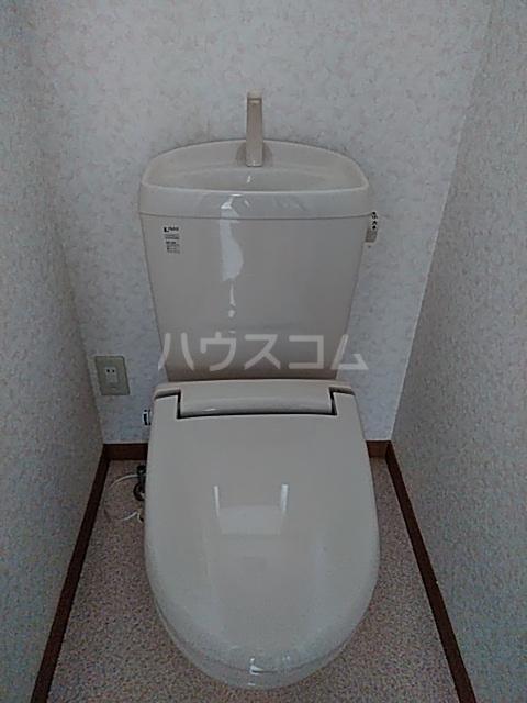 コラソンのトイレ