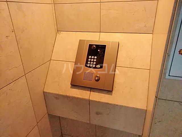 レジデンス松原 102号室のセキュリティ