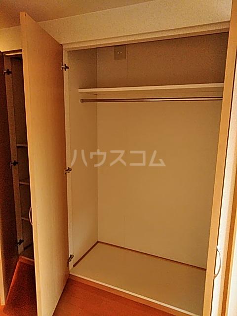 レジデンス松原 102号室の収納