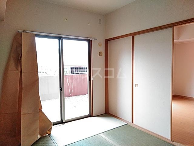 レジデンス松原 102号室の居室
