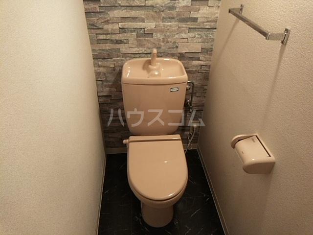 コートアルカディア A棟 201号室のトイレ