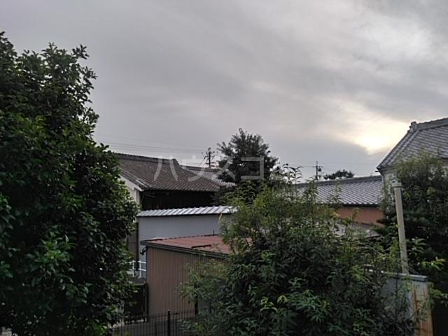 コートアルカディア A棟 201号室の景色
