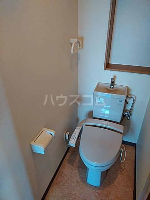 アルシエーロ城西 201号室のトイレ
