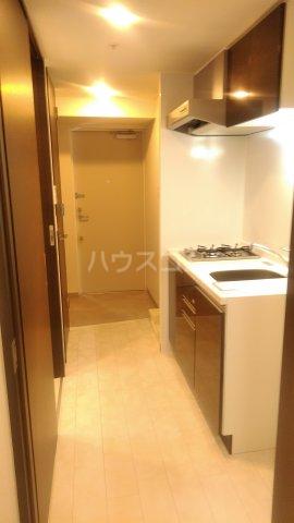 エステムコート名古屋ステーションクロス 802号室のキッチン