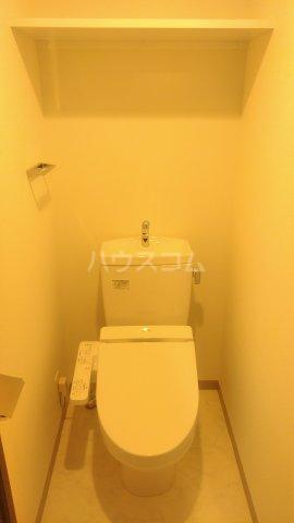 エステムコート名古屋ステーションクロス 802号室のトイレ
